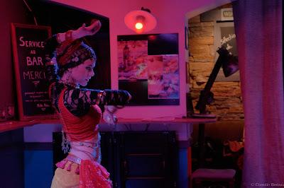 Danse, tribale, ATS, tribal, Fusion, Rennes, Tour d'Auvergne, Elaïs Livingston, cours, stages, festival, Tribal Arborescence; spectacles,