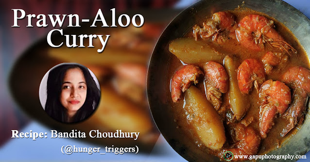 Prawn Aloo Curry