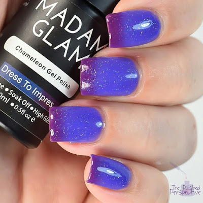 madam glam dress to impress swatch
