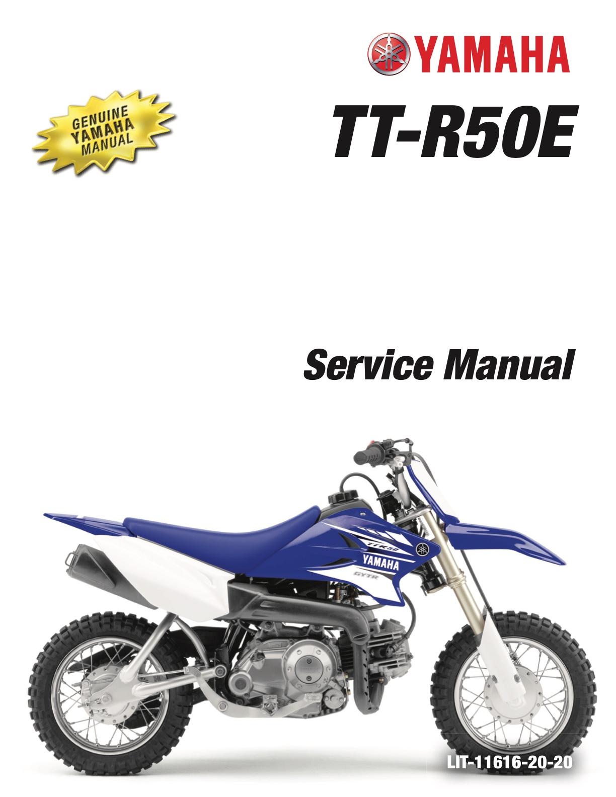 Yamaha Tt