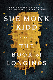 The Book of Longings by Sue Monk Kidd book cover and review