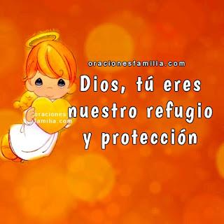 oracion en imagen salmo 91 por hijos