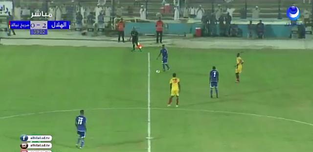 مشاهدة مباراة الهلال والرابطة كوستي بث مباشر افتتاح الدوري السوداني