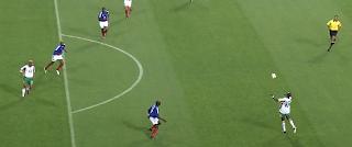 السنغال تفوز على فرنسا فى افتتاح مونديال 2002