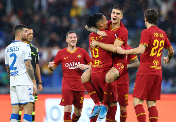 Smalling Scores, Provides Two Assists As As Roma Thrump Brescia