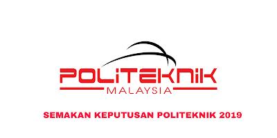 Semakan Keputusan Politeknik 2019 Online