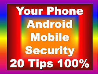 How To Protect Your Phone Android Mobile Security Tips In Hindi
