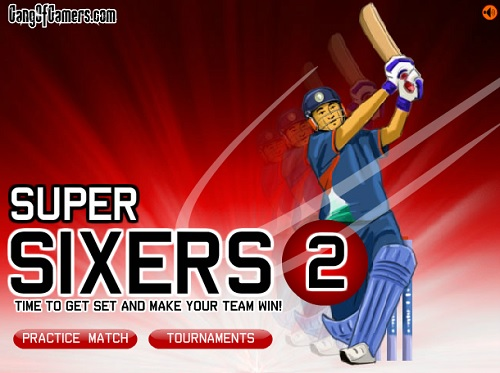 Super Sixers 2 Online Game