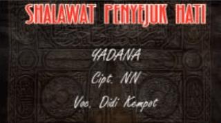 Lirik Lagu Yadana - Didi Kempot