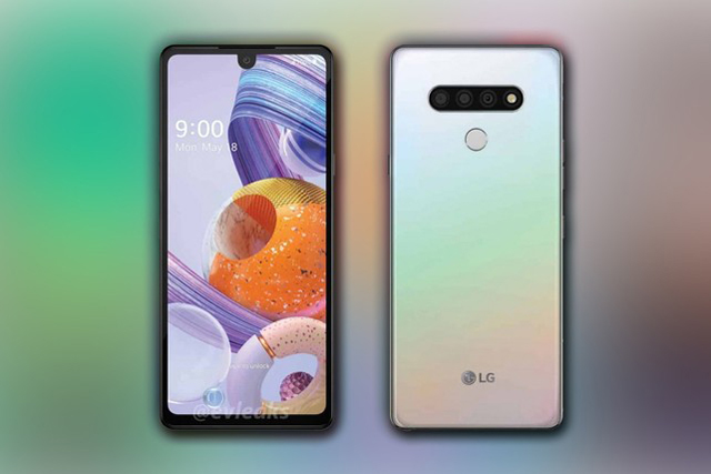LG Stylo 6 leaked render reveals notched display and triple rear cameras.