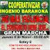Marcharán contra desalojos a pequeños productores y por la recuperación del Ingenio Barahona.
