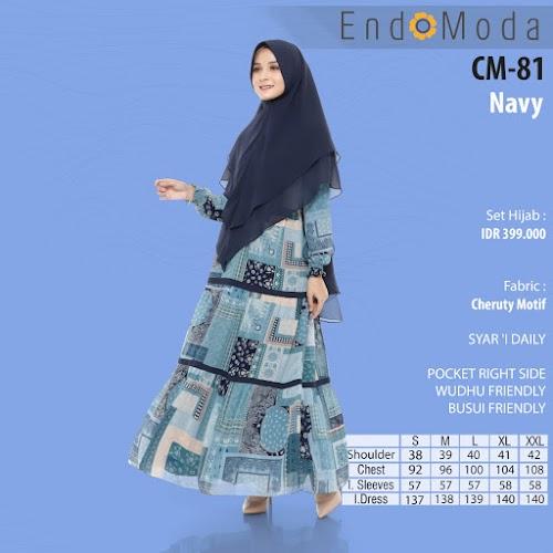 Endomoda CM 81 Termurah