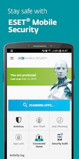 ESET Mobile Security Antivirus v5.3.24.0 APK
