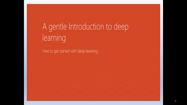 A gentle introduction to deep neural networks