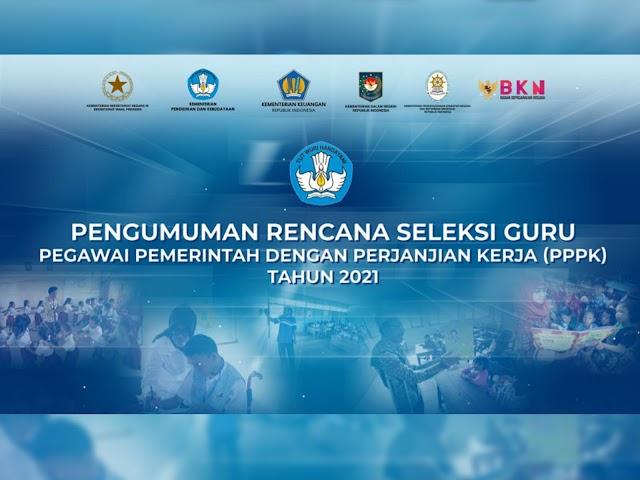 Seleksi Nasional PPPK untuk Guru Honorer Mulai Januari 2021, Ini Mekanismenya