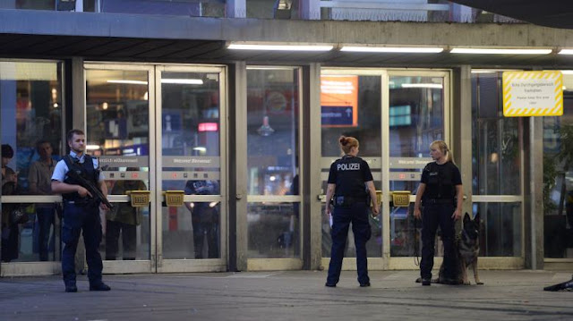 Nine died in Germany-Munich terrorism, including possibly an offender - LIVE UPDATE