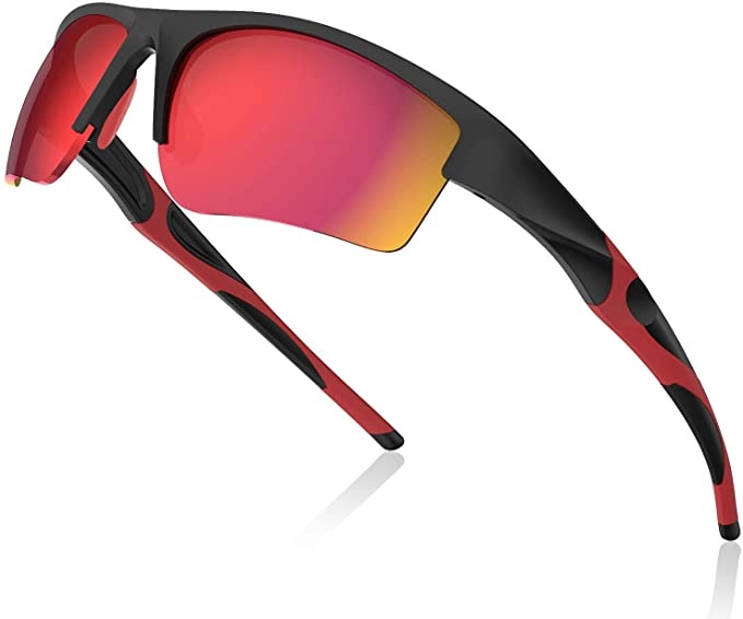 50% off Polarized Sports Sunglasses