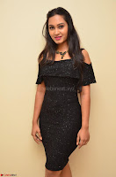 South Actress Amulya in short black dress at Kalamandir Foundation 7th anniversary Celebrations ~  Actress Galleries 006.JPG