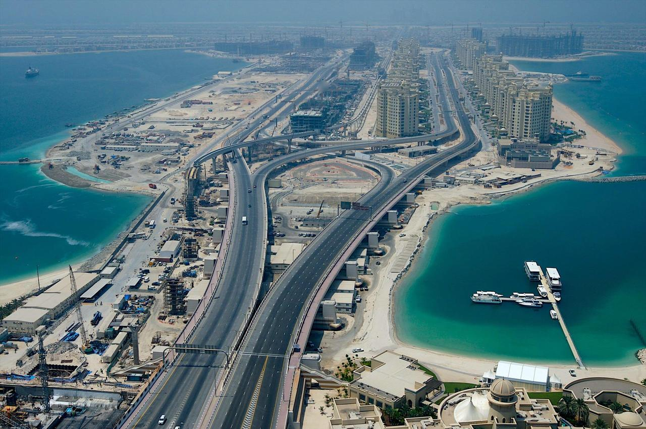 1001Places: Palm Jumeirah, Dubai Latest Pictures Part 2