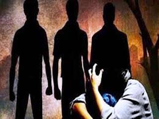 महिला को बंधक बनाकर किया गैंगरेप, पुलिस ने मुठभेड़ के बाद 3 आरोपियों को पकड़ा
