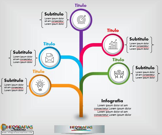 Infografía PowerPoint 16