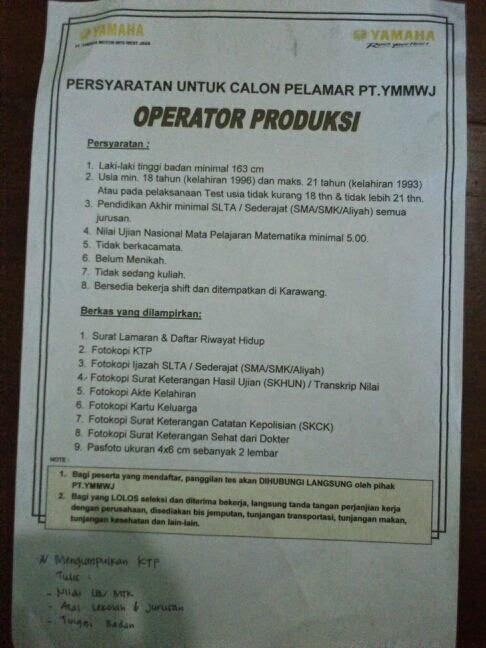 Loker Terbaru Kota Batam Untuk S1 Semua Jurusan Informasi Lowongan Kerja Loker Terbaru 2016 2017 Loker Tentang Loker Operator Forklift Di Karawang