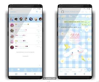 2020 Theme For YOWhatsApp & Fouad WhatsApp By Lady Black