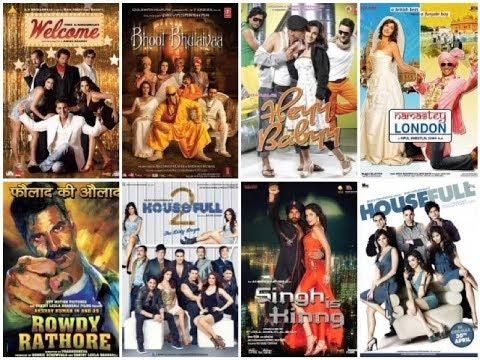 Old And New Akshay Kumar  Superhit Hindi Movies
