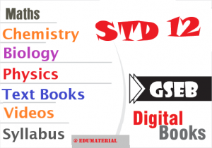 Class 12 Science Study Materials
