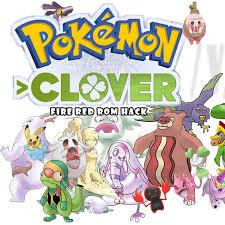 Pokemon Clover GBA ROM Cover