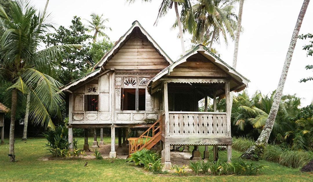 Rumah Melayu usia lebih 100 tahun di Langkawi