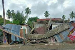 Gempa Majene Sulbar Dipicu Sesar Naik Mamuju