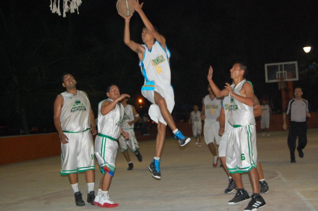 Baloncesto El Deporte Rafaga: Rafaga Noticiera: Deportes