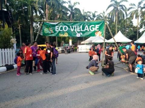 Kids Eco Dash Siri Ke-2 Di Taman Eko Rimba Bukit Nenas KL