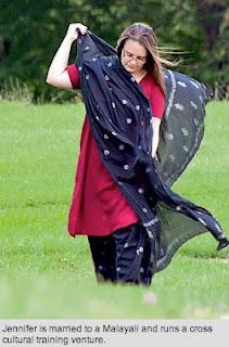 Jennifer Kumar, US Woman in Kerala