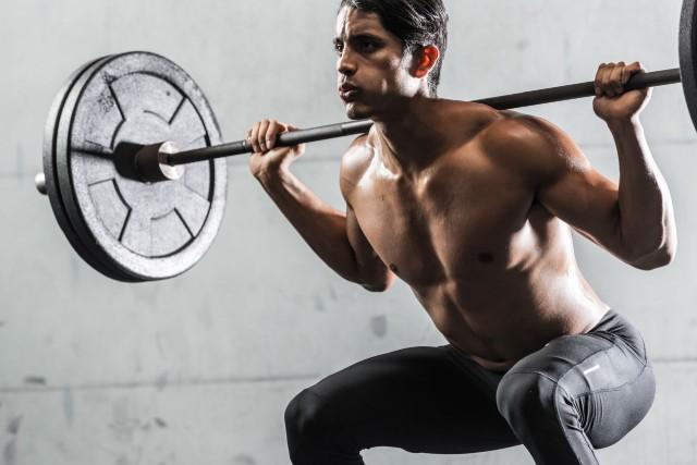 Tập thân dưới có tăng cơ toàn thân ?