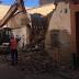 La 'Casa de las cariátides' de Calahorra se derriba, pero mantiene su fachada