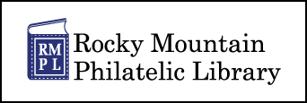 ROCKY MOUNTAIN PHILATELIC LIBRARY