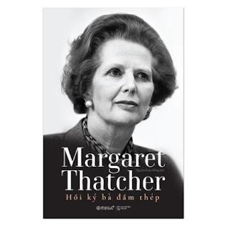 Margaret Thatcher - Hồi Ký Bà Đầm Thép ebook PDF-EPUB-AWZ3-PRC-MOBI