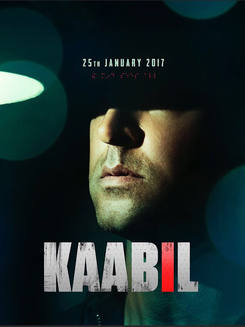 New Poster of Hrithik's Kaabil