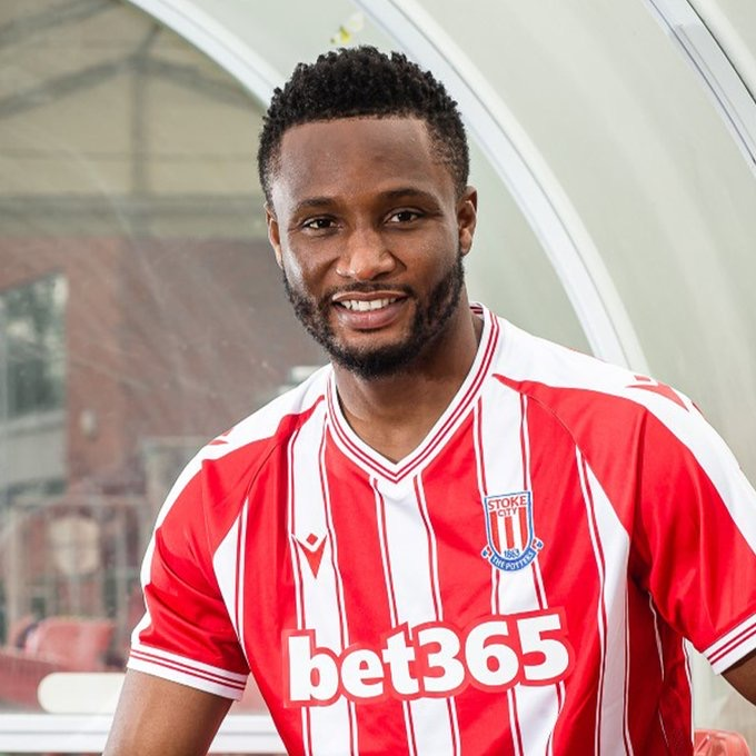 Stoke City Coach Hails Mikel's Tactical Knowledge