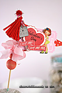 Cake Decoration by Cherry's Jubilee Cards