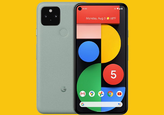 The Privilege of Google Pixel 5 to know