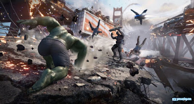 Try Marvel's Avengers - Cinematic experience in a touch of epic action