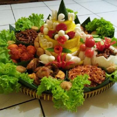 Nasi Tumpeng Enak Murah di Jakarta