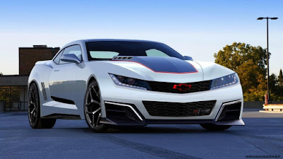 La 2020 Irocz Camaro, Chevy construira l'édition spéciale 2020 d'Irocz Camaro