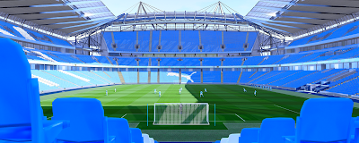 PES 2021 Stadium Etihad