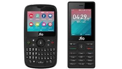 What's New and Different : Jio Phone 2 vs Jio Phone