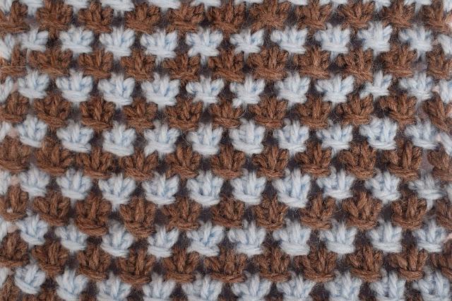1 - Crochet Imagen Puntada tunecina a crochet y ganchillo por Majovel Crochet