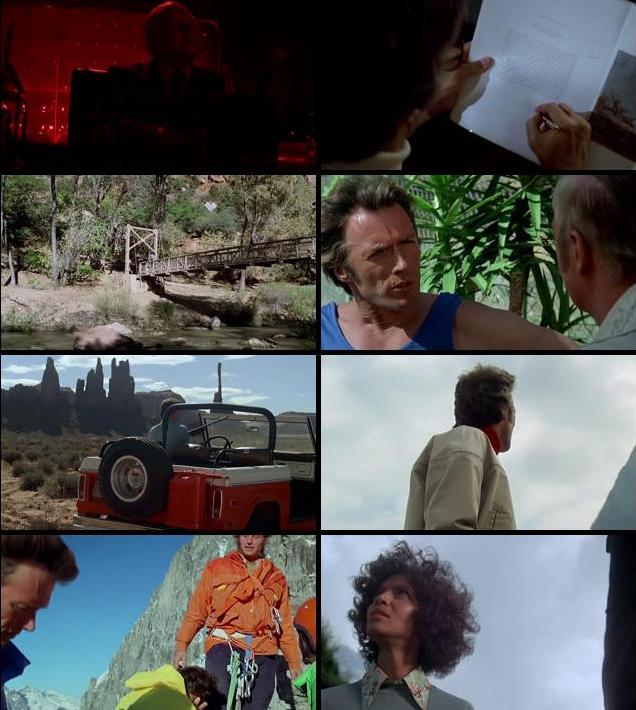 The Eiger Sanction 1975 Dual Audio Hindi 720p BluRay
